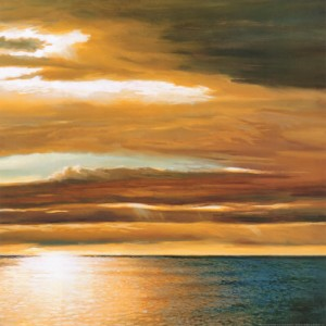 reflections on the sea - Dan Werner